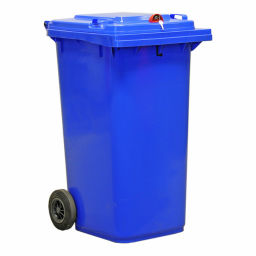 Mülltonne Abschließbar